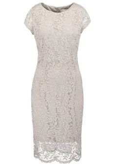 #Selected #Femme #SFCHARLOTTE #Freizeitkleid #silver #cloud für #Damen -