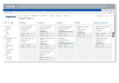 Learn more about Kanban Boards for SharePoint. Kanban Boards allow project managers to track work quickly in a visual, modern way. Management Tips, Project Management, Agile Board, Project S, Collaboration, Boards, Advice, Key, Learning