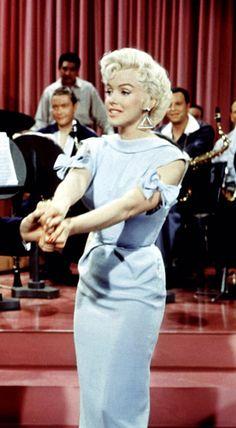 Travilla - Costume de Marilyn Monroe - La Joyeuse Parade - 1954