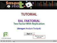 Tutorial Excel: Anova-RAL Faktorial