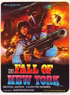 Film post-apocalittici e altri B-Movie di fantascienza italiani degli anni 80