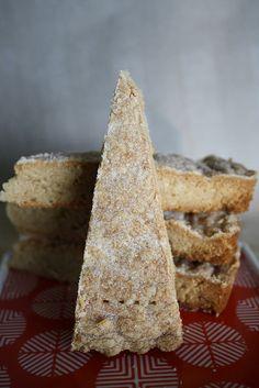 Maple Short bread  http://www.heatherchristo.com/cooks/2010/12/15/maple-shortbread/#