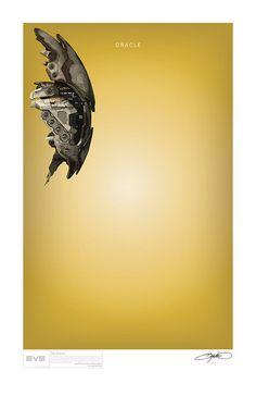Oracle Art Print Poster | por Bryan K Ward