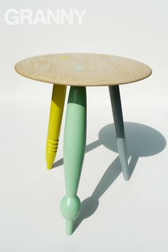 A Myriad of Table legs ♥