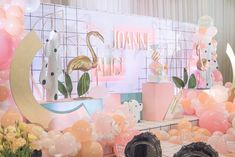 """Joanne's """"Memphis Design"""" Inspired Party – Stage Memphis Design, Retro Party, 1st Birthdays, Party Themes, Party Ideas, Stage Design, Business Ideas, 30th, Holiday"""