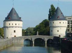 Broeltorens te Kortrijk.