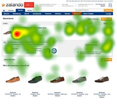 Zalando - 3 Warenkörbe im Eyetracking-Test und 27 wichtige Learnings
