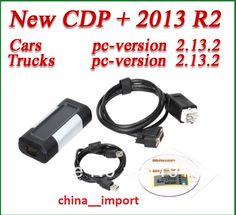 New Autocom Interfejs TCS  Black CDP  BTCS 2013.2   Kable
