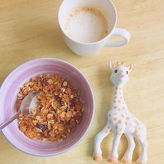 Love this #BreakfastWithSophie