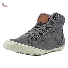 Palladium Gaetane TWL Femmes US 6 Gris Baskets - Chaussures palladium  (*Partner-Link