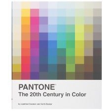 Pantone: the 20th Century In Color:  Longtime Pantone collaborators and color gurus Leatrice Eiseman and Keith Recker identify more than 200 touchstone works of art, products, decor, and fashion, and carefully match them with 80 different official PANTONE Color palettes to reveal the trends, radical shifts, and resurgences of various hues.