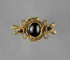 Gold finger-ring. Egypt 3rdC BC