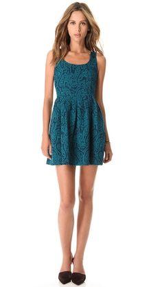 BB Dakota Corrine Dress- available at Dry/Shop OKC. #dryshop #dryshopokc