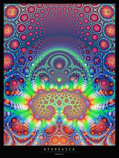 Ayahuasca by Vibratum.deviantart.com