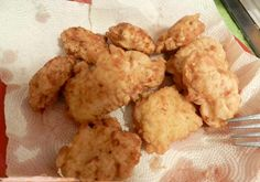 cheesy chicken bites - Powered by @huntrecipe