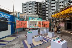 nomadic design and style museum in dharavi reveals objects by nearby makers - http://www.designyourworld.space/en-gb/nomadic-design-and-style-museum-in-dharavi-reveals-objects-by-nearby-makers/   mar 20, 2016  nomadic design and style museum in dharavi reveals objects by nearby makers    nomadic design and style museum in dharavi reveals objects by nearby makers all photos courtesy ofdesign museum dharavi dharavi is a 3-sq.-kilometer urban village positioned in the heart o