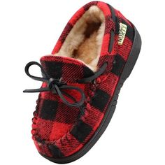 New NORTY Toddler Little Kid Big Kid Fleece Buffalo Plaid Moccasin Slippers online shopping - Theprettyfashion Cute Baby Names, Cute Baby Girl, Baby Boy, Plaid Outfits, Boy Outfits, Flannel, Red Slippers, Girls Fleece, Socks
