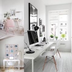 From http://ift.tt/1TR3nSL Posted on May 23 2016 at 02:42AM by... Inspiring Spaces Board Design Home Decor Home Office