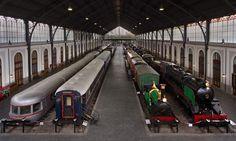 CRÓNICA FERROVIARIA: España: El Museo del Ferrocarril se suma a la Sema...