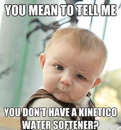 No Kinetico?