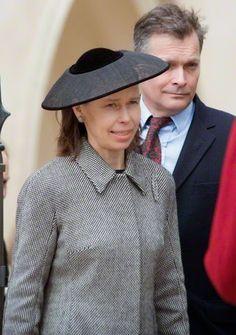 Royal Family Attend Easter Sunday Service At Windsor Castle, England on April 5, 2015