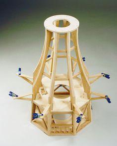 windm hle selber bauen garden garten pinterest 3d puzzles. Black Bedroom Furniture Sets. Home Design Ideas