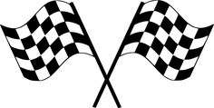 The checkered Flag! Auto Party, Race Car Party, Bolo Ferrari, Bolo Motocross, Carros Turbo, Nascar Flags, Hot Wheels Birthday, Flag Coloring Pages, Cars Birthday Parties
