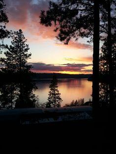 Harrison, Idaho- Sunset Coeur D'alene Idaho, Sea To Shining Sea, My Land, Salt And Water, Where The Heart Is, Pacific Northwest, North West, Serenity, Coastal