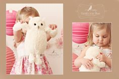We love this picture of one of our little customers with her lovely Jellycat Owl... (Repin to win!)