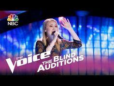 "The Voice 2017 Blind Audition - Addison Agen: ""Jolene"" - YouTube"