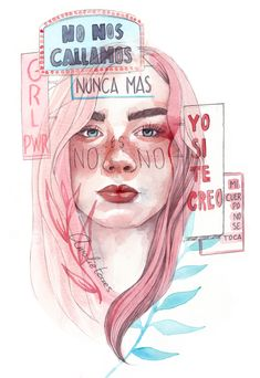 'No nos callamos más' #noesno #sevaacaer #cuentalo #feminismo #feminism Feminist Af, Feminist Quotes, Zine, We Run The World, Girly M, Power To The People, Power Girl, Powerful Women, Drawings