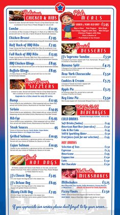 18 Best Menu Ideas Images Diner Food Diner Recipes American Diner