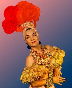 1001b26bc 30 Best Carmen Miranda images in 2012   Carmen miranda, Carmen ...
