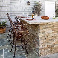 Cutured-stone veneer