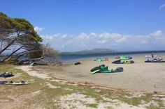 Kitespots Sardinien - Punta Trettu - Die schönsten Kitestrände - Lifetravellerz Blog