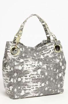 Steven by Steve Madden 'Candy Coated' Lizard Embossed Tote | Nordstrom