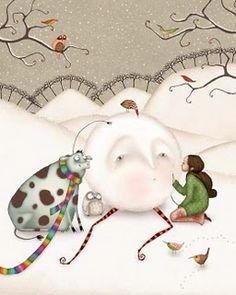 Lisa Evans Illustrator