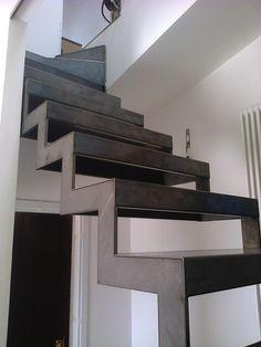 Scale in ferro | carpenteria setten