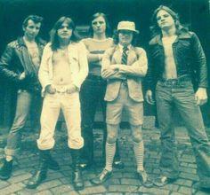 AC/DC - take a look at Bon! wow