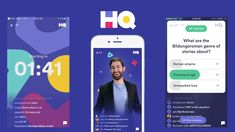 Vine's founders are back with HQ, a live trivia game show app | TechCrunch