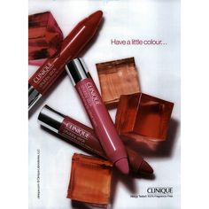 Clinique Chubby Stick 2012 ❤ liked on Polyvore
