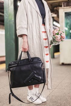 How New Yorkers actually dress while on the subway