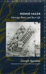 Homo Sacer: Sovereign Power and Bare Life (Meridian: Crossing Aesthetics Series) by Heller-Roazen Daniel Download
