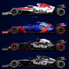 Media Tweets by Sean Bull Design (@seanbulldesign) | Twitter Formula 1 Car Racing, Indy Car Racing, Racing Car Design, Red Bull Racing, Indy Cars, Design Cars, Mustang Tuning, Car Tuning, F1 Wallpaper Hd