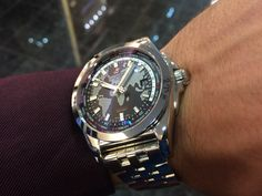 Breitling Galactic Unitime new 2015