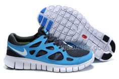 https://www.jordanse.com/nike-free-run-2-men-pure-blue-black-white-for-sale.html NIKE FREE RUN 2 MEN PURE BLUE BLACK WHITE FOR SALE Only 66.00€ , Free Shipping!