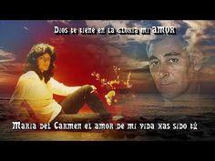 María del Carmen fuiste el amor de mi vida💔😭😭