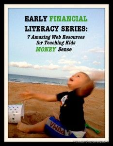 great resource that summarizes many sources to teach kids about money.