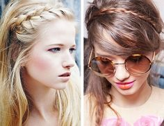 9 Breezy Summer Hairstyles That Take 10 Minutes or Less