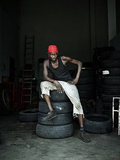 The shoes that tap to Jamaica's reggae beat – in pictures